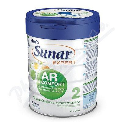 Sunar Expert AR & Comfort 2 700g - II.jakost