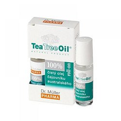 Dr. Müller Tea Tree Oil Roll-on 4 ml