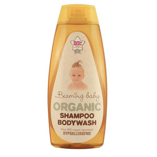 Beaming baby Organický dětský šampón a tělové mýdlo 250ml