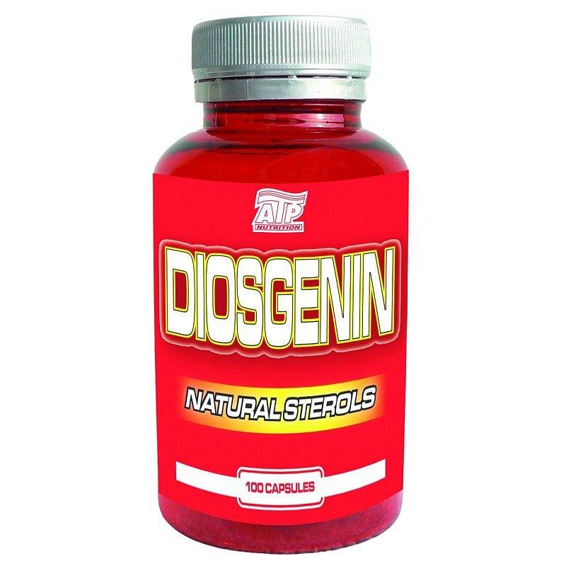 ATP Nutrition Diosgenin 100 kapslí