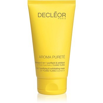 Decléor Aroma Pureté čisticí a okysličující maska 2 v 1  50 ml