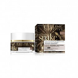 Eveline Exclusive Snake Denní/noční krém 60+ 50 ml