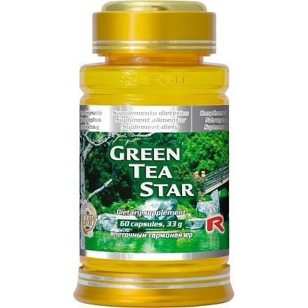 Green Tea Star 60 cps