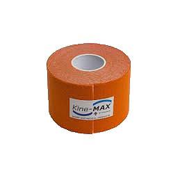 KineMAX SuperPro Cotton kinesio tejp oran.5cmx5m