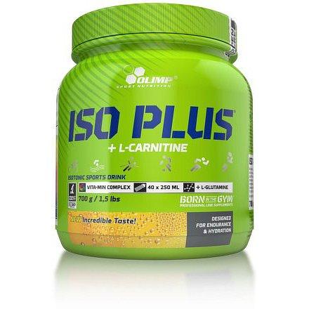 ISO Plus, 700 g, Olimp, Tropic Blue