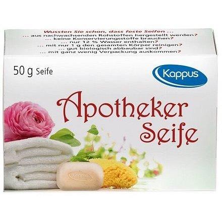 Kappus Toaletní lékařské mýdlo Apotheker 50g