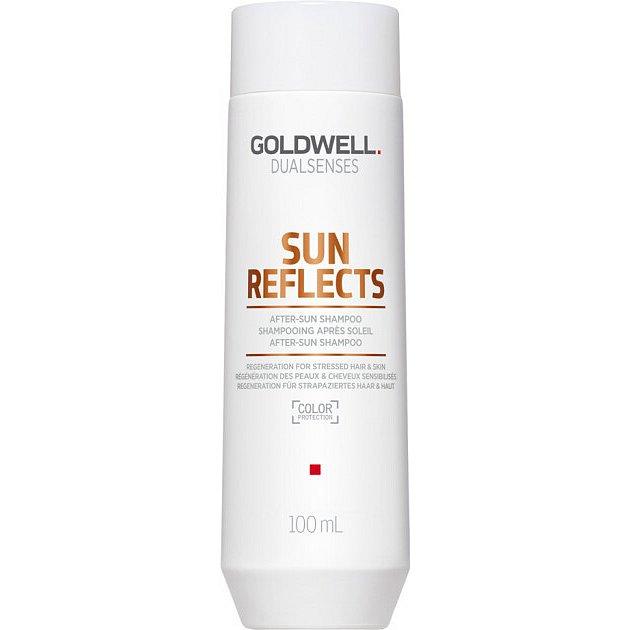 Goldwell Šampon pro sluncem namáhané vlasy Dualsenses Sun Reflects  100 ml