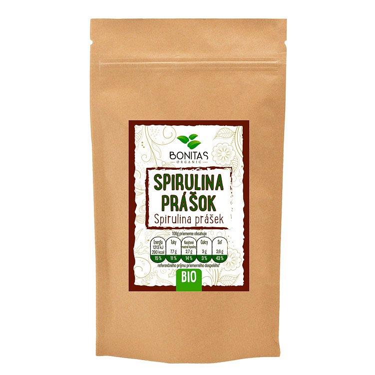 BONITAS Bio Spirulina prášek 100g