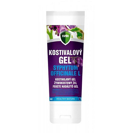 Kostivalový gel 200ml