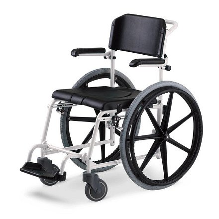 """MC WET 24"""" - Toaletní a sprchový vozík"""
