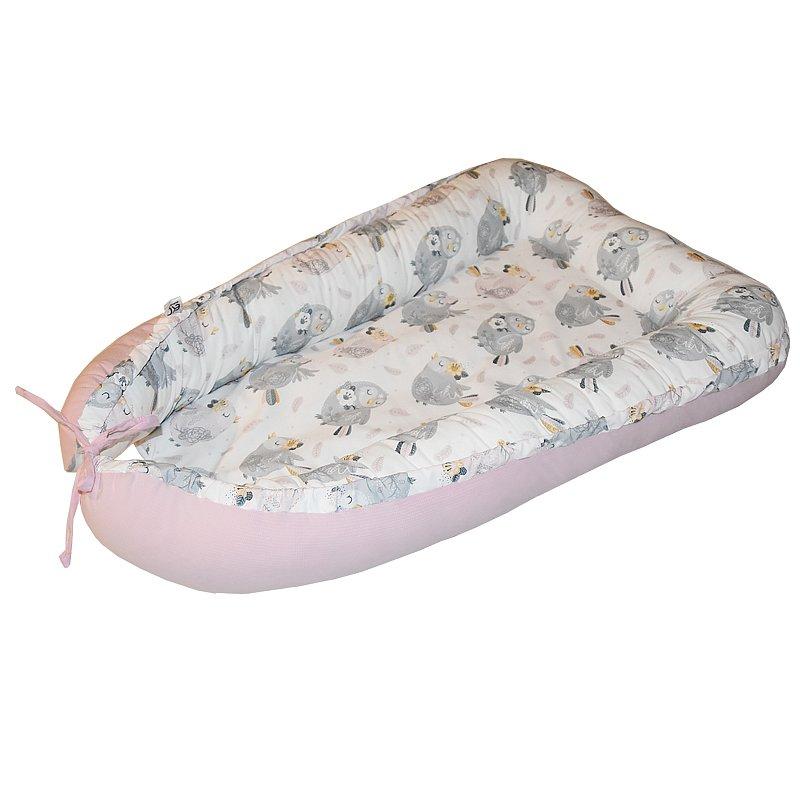 EKO Hnízdo pro miminko bavlněné Chicks