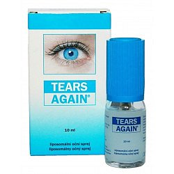 Optima Tears Again 10 ml