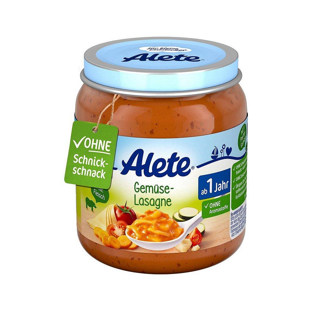 ALETE Zeleninové lasagne 250 g
