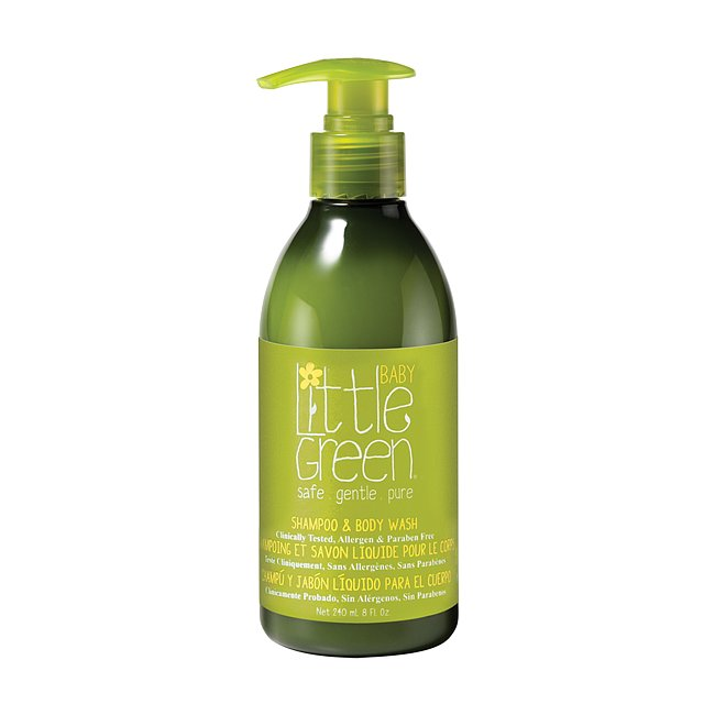 Little Green Baby šampon a sprchový gel 240ml