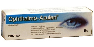 OPHTHALMO-AZULEN